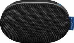 Insignia- Mini Sonic Portable Bluetooth Speaker - Black