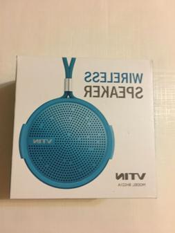 VTIN Model BH221A Waterproof Portable Bluetooth Shower Speak