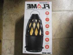 NEW Monster Flame Bluetooth Indoor / Outdoor Speaker, Lanter