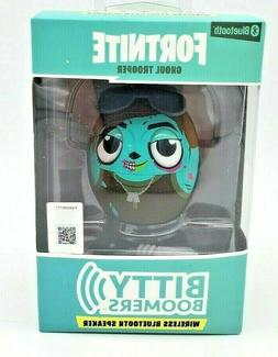 NEW Bitty Boomers Fortnite GHOUL TROOPER Collectible Portabl