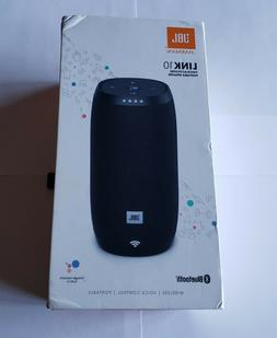 NEW JBL Link 10 Voice-activated Portable Speaker with Google