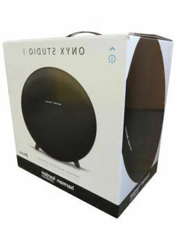 New Harman Kardon Onyx Studio 3 Portable Bluetooth Speaker S