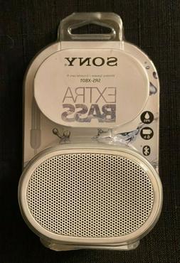 NEW Sony SRS-XB01 EXTRA BASS portable MINI Bluetooth wireles
