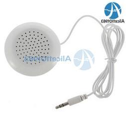 Portable 3.5mm Pillow Speaker For MP3 MP4 CD Player iPod Pho