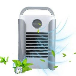 Portable Mini Air Cooler Fan with Bluetooth Speaker Air Cond