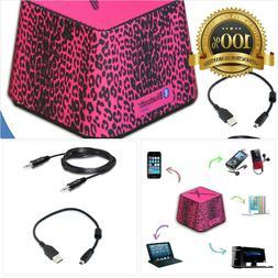 Xit Portable Mini Wireless Bluetooth Speaker in Stylish Hot