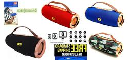 R8+ Super Bass Waterproof Wireless Portable Bluetooth Speake