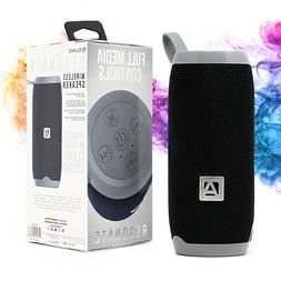 Aduro Resonate Extra Bass Wireless Bluetooth Speaker Outdoor