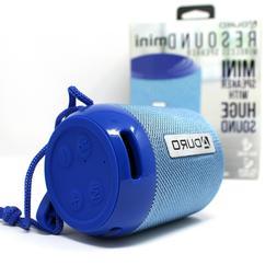 Aduro RESOUND Mini Portable Wireless Bluetooth Speaker Outdo