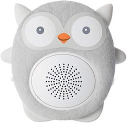 SoundBub Portable Bluetooth Speaker and Baby Soother White N