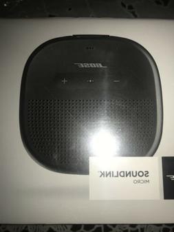 Bose SoundLink Micro Portable Wireless Bluetooth Speaker Bla