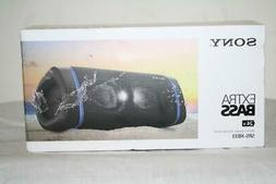 Sony SRS-XB33 Extra Bass Portable Bluetooth Speaker - Black