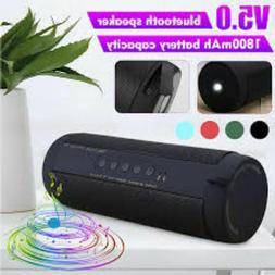 VTIN T2 Bluetooth Stereo Speaker Waterproof Bass Portable Lo