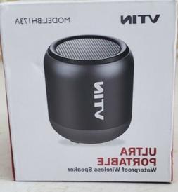 Vtin Ultra Portable Wireless Bluetooth Stereo Speaker Waterp
