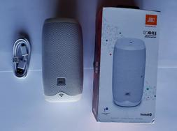 Unused JBL Link 10 Voice-activated Portable Speaker with Goo