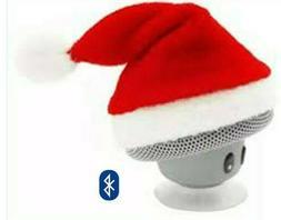 Wireless Bluetooth Portable Santa Mushroom Speaker with Phon