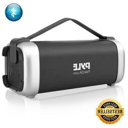 Pyle PBMSQG12 Compact & Portable Bluetooth Wireless Speaker