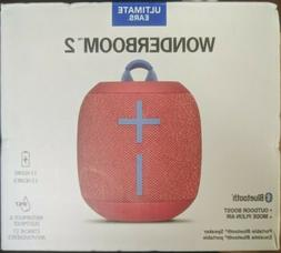 wonderboom 2 portable waterproof bluetooth speaker radical