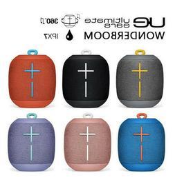 Ultimate Ears WONDERBOOM Portable Waterproof Bluetooth Speak
